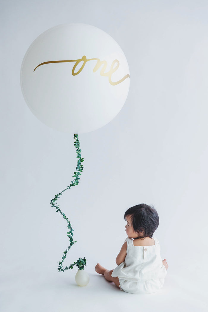 Custom Balloon Decal