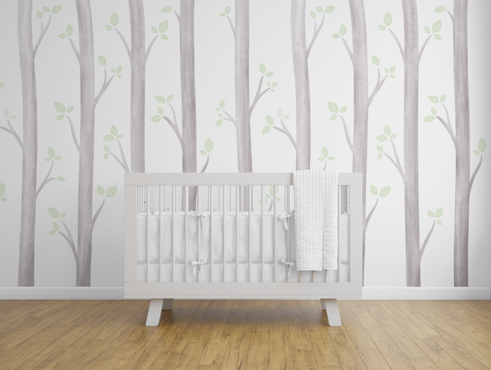 Woodland Wallpaper - Urban Li'l