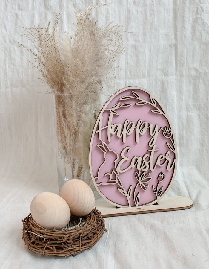 Easter Egg Standee
