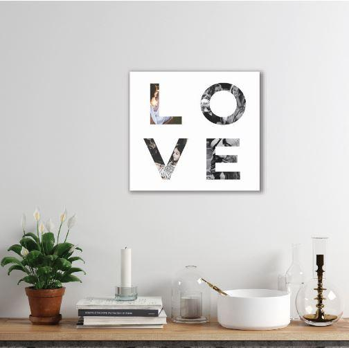 LOVE Canvas - Urban Li'l