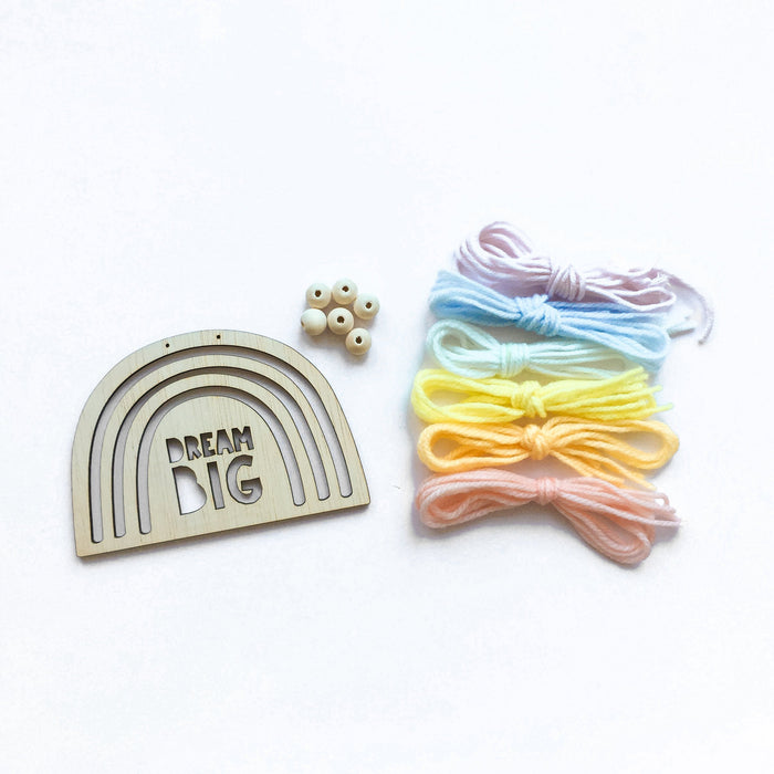 Rainbow DIY Craft Kit - Urban Li'l