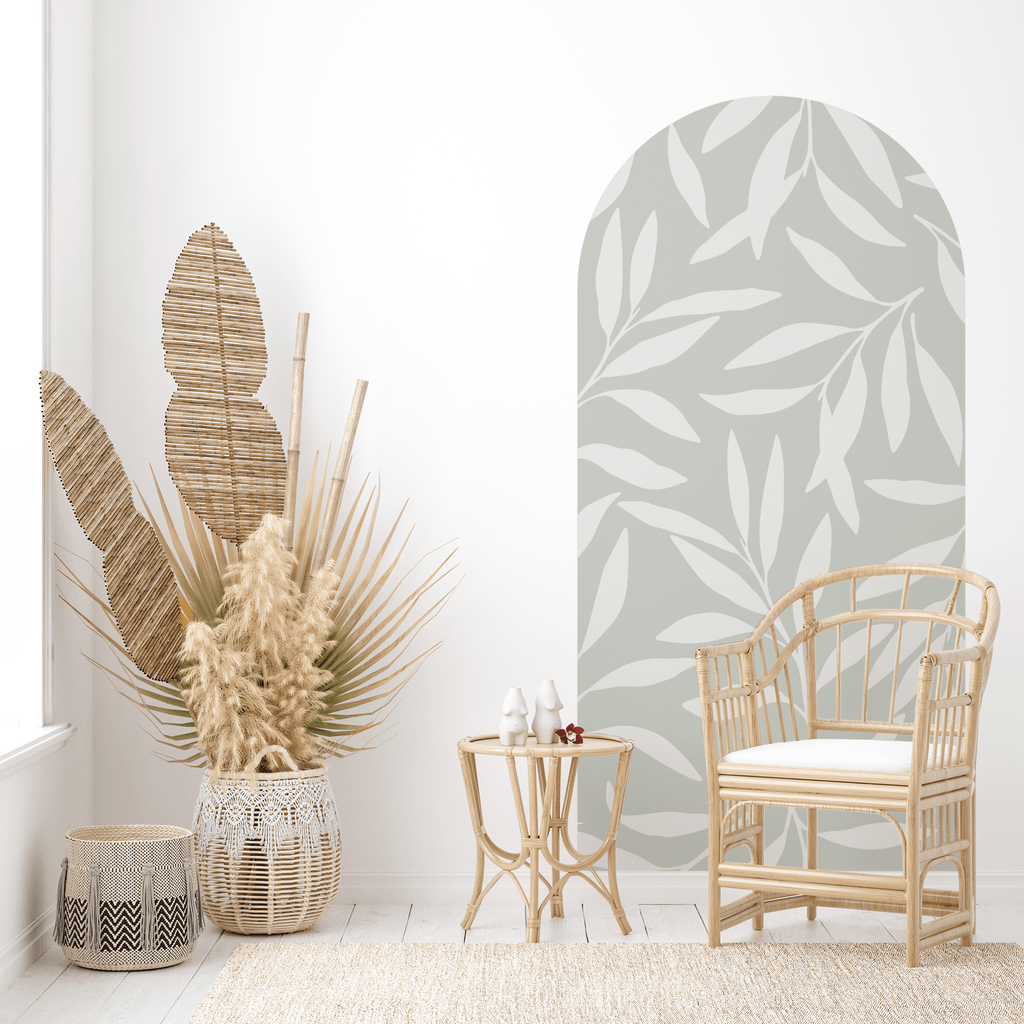 Secret Garden Fabric Decal by Houseofchais x Urban Li'l