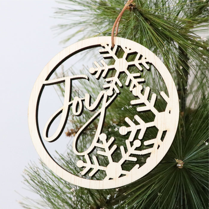 Christmas Rounds Ornament