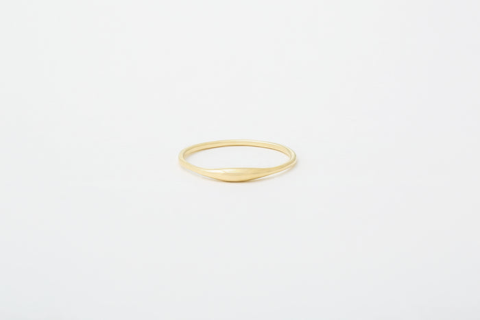 Ovate I Ring