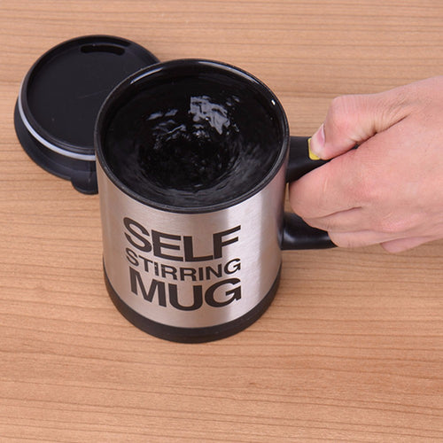 Self Stirring Coffee Mug 400ml