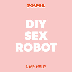 DIY Sex Robot