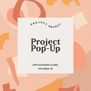 Project Pop-Up - Accepting Applications