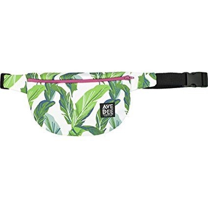 Palm Leaves Fanny Pack