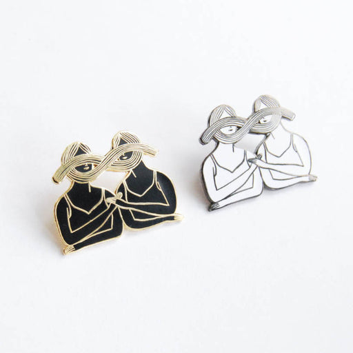 Eternal Sisterhood Pin