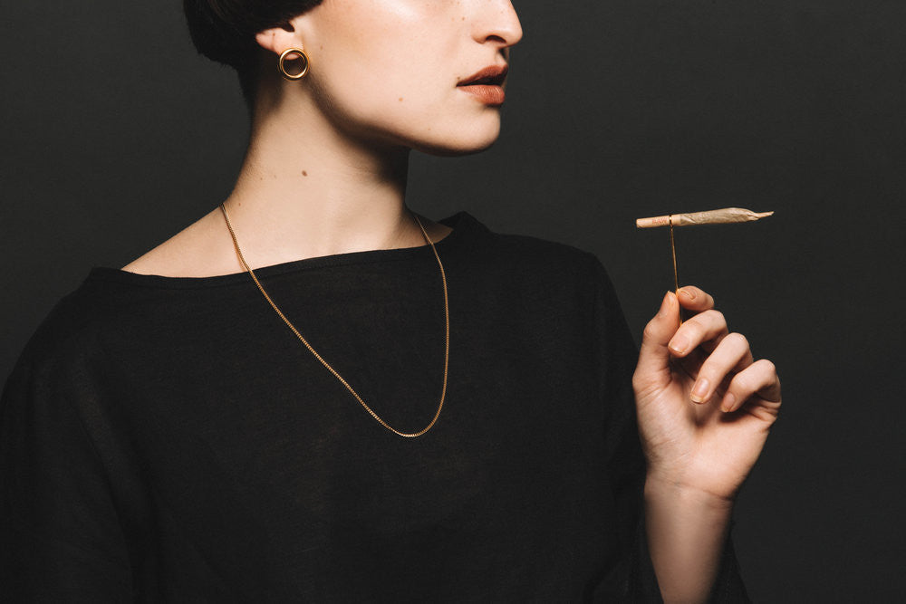 Joint Holder // Tamper Necklace