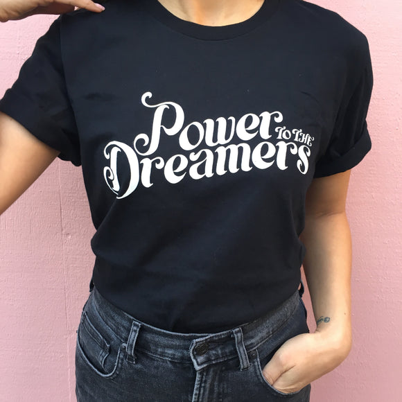Power to the Dreamers in Black