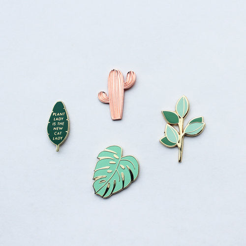 The Plant Pin Pack Vol. 1