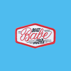 Boss Babe Patch