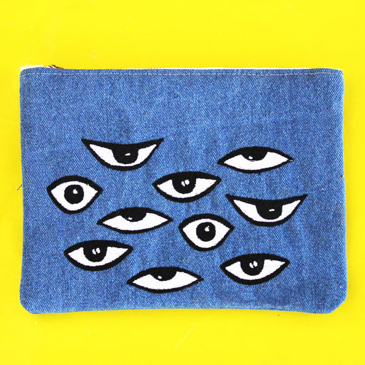 Eye See You Pouch