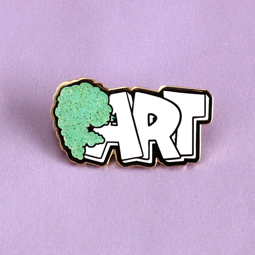 Project Object x Alfie Berger Fart Pin