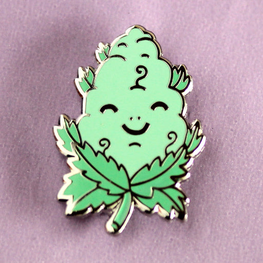 Happy Bud Pin