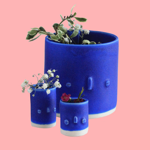 Solid Blue Faceplanter