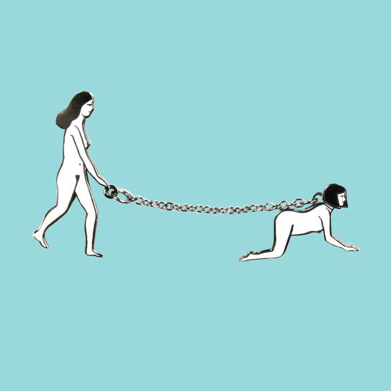 Leash Pin