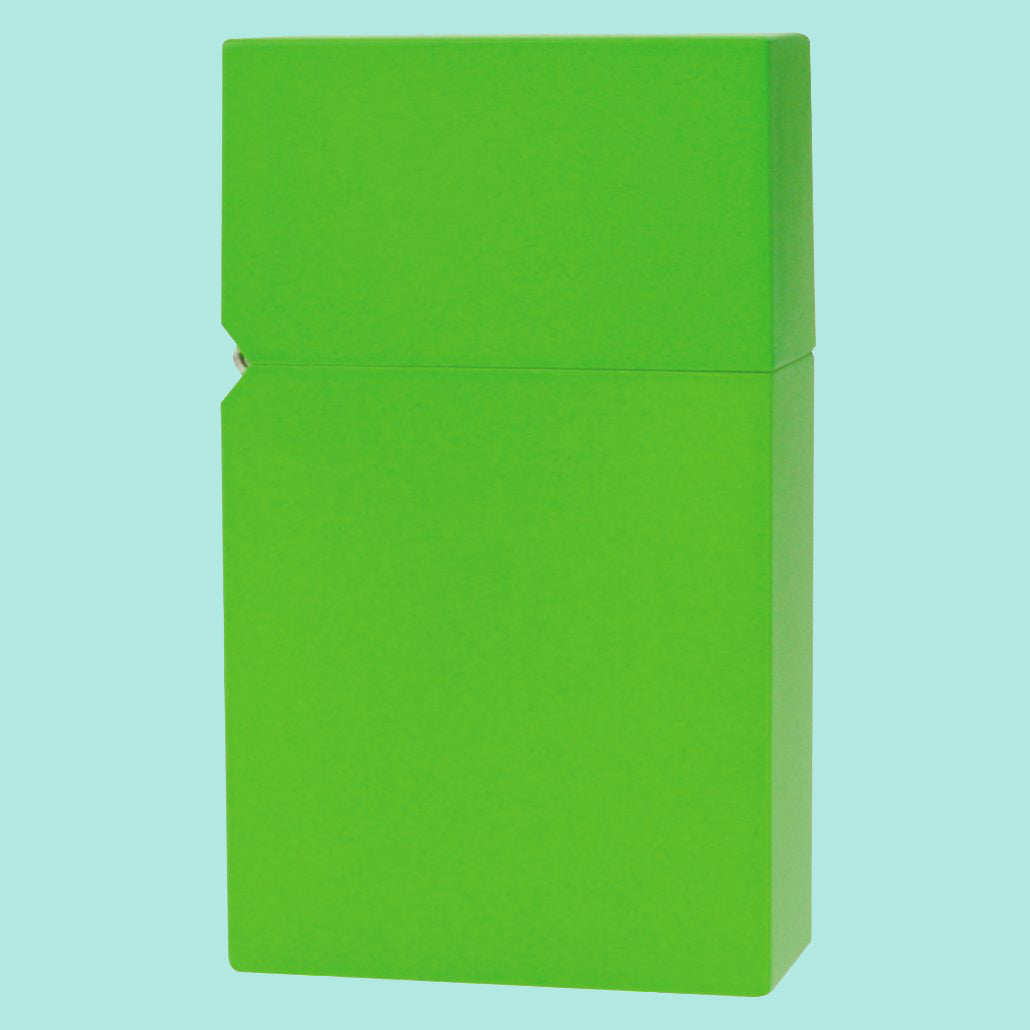 Light Green Hard Edge Lighter