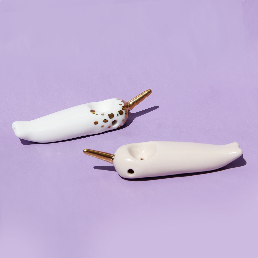 Narwhal Pipe