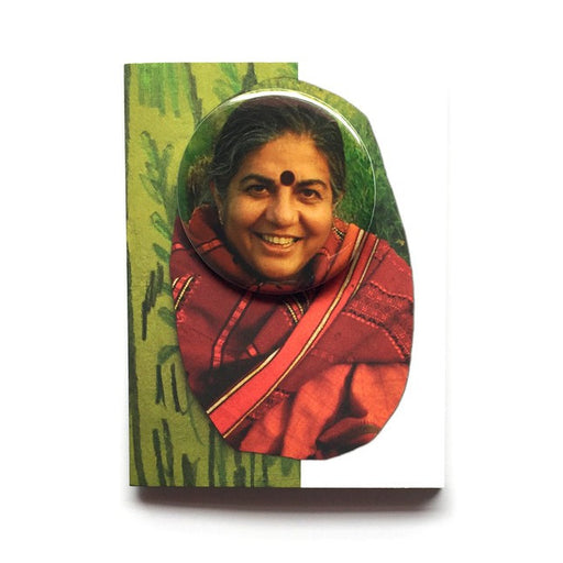 Hey Lady Issue #8: Vandana Shiva
