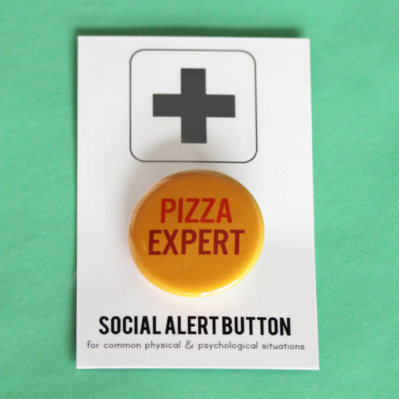 Pizza Expert Button