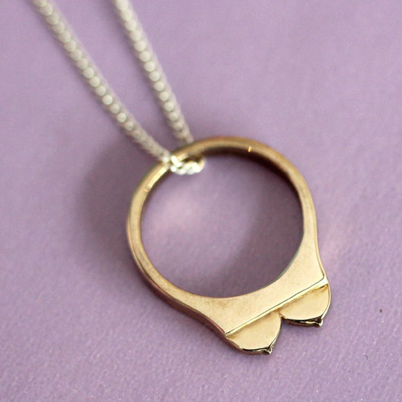 The Girls Necklace/Ring
