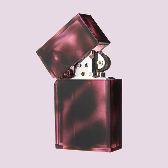 Purple Tortoise Lighter