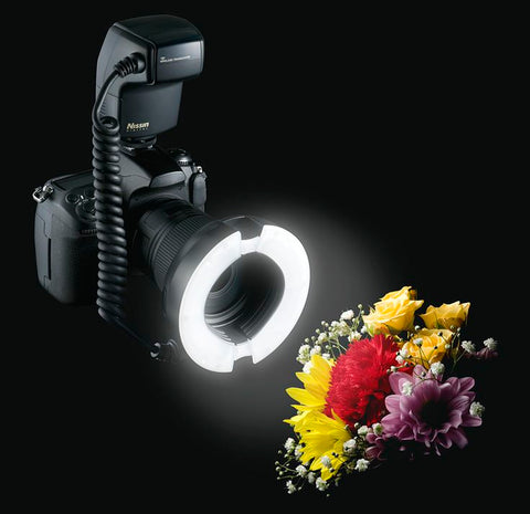 Ring Flash Pro - Flash Light for Nikon Canon Camera DSLR