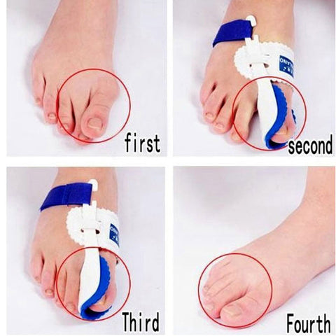 Bunions No More Separator Feet Care - Get Rid of Bunions