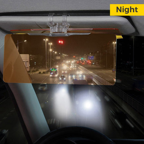 HD Vision Visor - The Day & Night Visor for Your Car