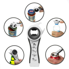 Magic Opener - Premium 5 In 1 Multi-Functions Opener