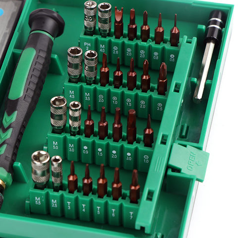 Magic Screwdriver Set - 45 In 1 Magnetic Screwdriver Tool Set