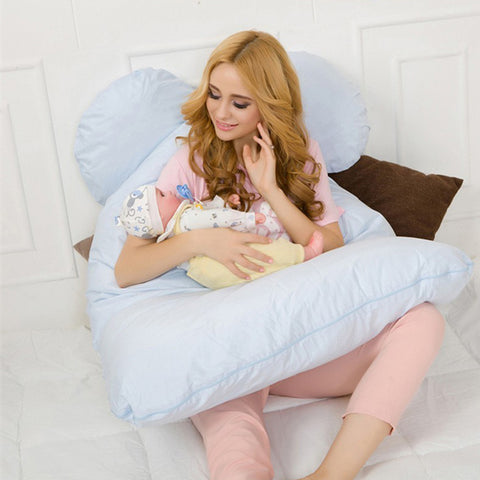 Pregnant Sleeper Pro - Total Body Support Pillow