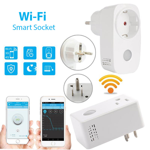 Smart Socket Pro - Manage Your Home Smarter With This Smart Wireless Socket