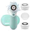 Image of Spin Spa Pro - Waterproof Facial & Body Cleansing Kit with 3 Brush Heads