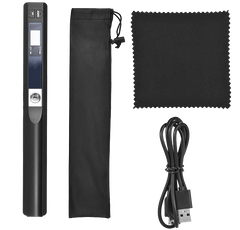 iScanner Pro - Portable Scanner Kit for Document and Image