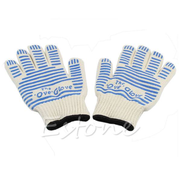 The Oven Glove - Heat Resistant Mitt Sets