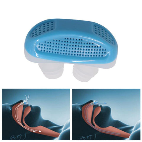 Snore No More - Anti-snore Sleep Aid Device - Pure Sleep Relief