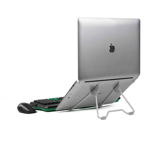 Adjustable Laptop Stand - Aluminum Alloy Ventilated Laptop Stand