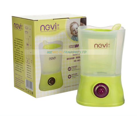 Kiinde - Universal Bottle Warmer and Breast Milk Warmer with Auto Shutoff Timer