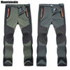 Image of Outdoor Lightweight Waterproof Hiking Mountain Pants