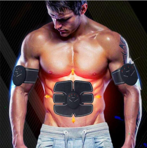 Smarty Abs Stimulator - Portable Wireless Workout Gear for All