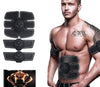 Image of Smarty Abs Stimulator - Portable Wireless Workout Gear for All
