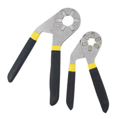 Fully Adjustable Hex Wrench Spanner with A One-Handed Squeeze