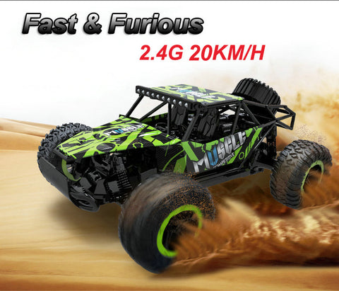 RC Car UJ99 2.4G 20KM/H High-Speed Remote Control Racing Car