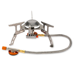 Durable & Portable 3500W Camping Gas stove with Convenient Piezo Ignition
