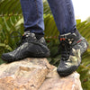 Image of New Waterproof Anti-skid Canvas Hiking Shoes