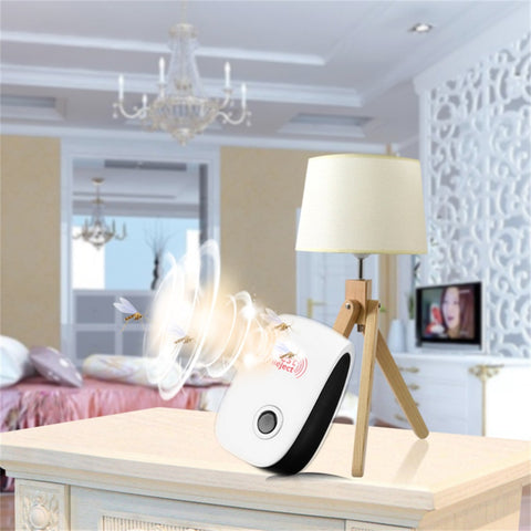 Ultrasonic Pest Repeller - Best Pest Control Device for Indoor Use