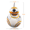 Image of Star Wars BB 8 Remote Control Droid Robot Sound Intelligent Toy